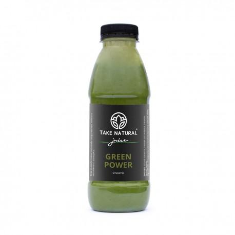 GREEN POWER - proteinski smoothie