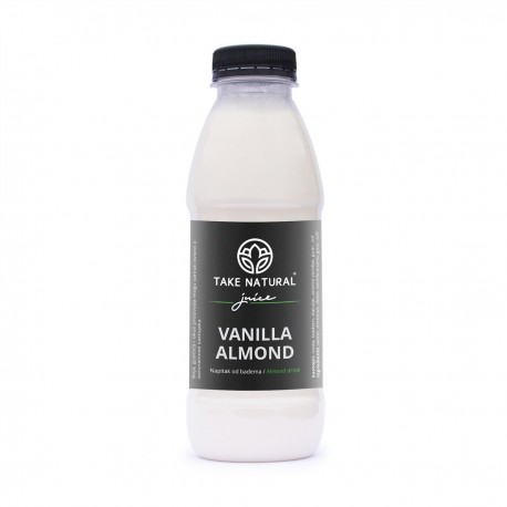 VANILLA ALMOND - napitak od badema 500 ml