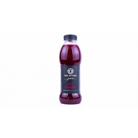 RED FOREST / IRON MAN - 500 ml